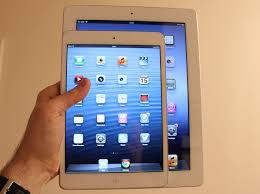 iPad Mini dan iPad 4