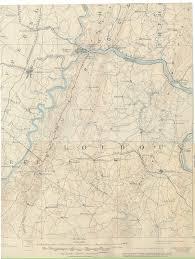 Roanoke Virginia Map by Virginia County Map