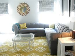 Yellow And Gray Living Room Rugs Flooring Yellow Carpet Remnants Lowes With Glass Top Coffee Table