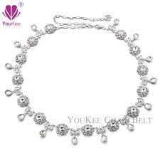 luxury rhinestone belt female silver u0026 colorful designer belts