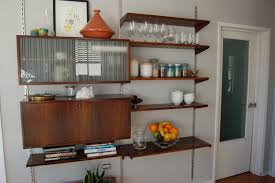 small wall shelves bathroom idea using wrought iron racks next