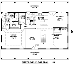 farmhouse style house plan 3 beds 2 50 baths 2500 sq ft plan 81