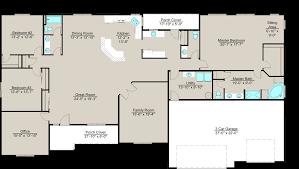lexar 3180 house plan 3 bedrooms 2 5 bathrooms with 3 car garage