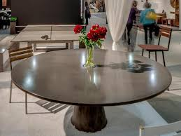 Concrete Dining Room Table Concrete And Wood Coffee Table Diy Concrete Coffee Table Ideas