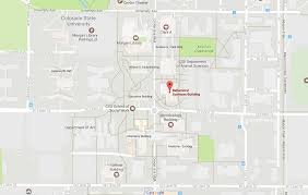 Colorado State University Map by Lights Camera Take Action Film Festival