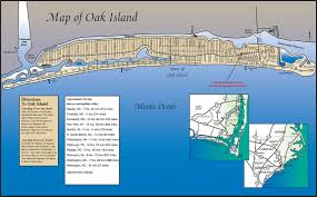 Charlotte Usa Map by Directions To Oak Island Nc Map Of Oak Island Nc