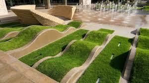 Urban Landscape Design by Cracknell Landscaping Design Landscape Architecture Dubai