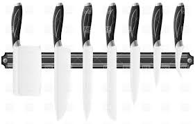 Kitchen Knive Sets by Knife Set For The Kitchen Vector Image 19517 U2013 Rfclipart