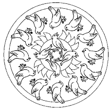 Sparet er tjent  Mandalas malebog   m  nstre tegninger Download del   af Mandala malebogen