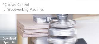 Woodworking Machinery Show Germany by Beckhoff New Automation Technology