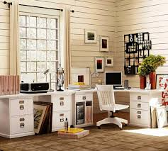 home decor charming modern home office design with whote