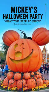 mickey u0027s halloween party and what you need to know the disney