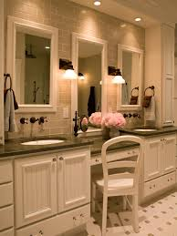 White Bathroom Vanity With Granite Top by Bathroom Bathroom Vanity White Wooden With Black Granite