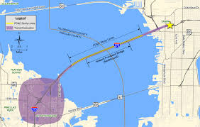 Map Of Clearwater Florida Howard Frankland Bridge Study Project Overview