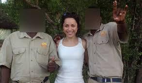 Ex Chelsea FC medic  Eva Carneiro  in Zimbabwe   Bulawayo   News Bulawayo   Ex Chelsea FC medic  Eva Carneiro  in Zimbabwe