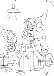 christmas elves coloring sheets free coloring pages christmas