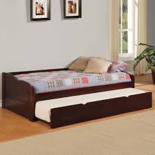 furniture of america sunset youth daybed with trundle the mine