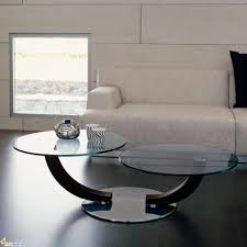 modern wood and glass coffee table living room wonderful round glass coffee table decorating ideas