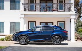 lexus rx 350 blue comparison lexus rx 350 2017 vs toyota chr 2018 suv drive