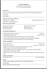 Sample Resume For Overseas Jobs by Gallery Creawizard Com All About Resume Sample