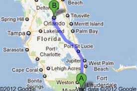 Palm Island Florida Map by Miami Shuttle One Way