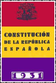 Constitucion de laa II República Española