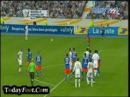 Montpellier Marseille vidéo but 1-0
