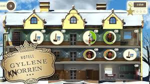 <b>Spela</b> hotell Gyllene Knorren på svt.se/barnkanalen