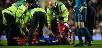 Vermaelen's Injury