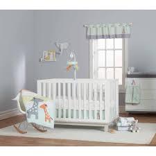 Gender Neutral Nursery Bedding Sets by Child Of Mine By Carter U0027s Giraffe Family 3 Piece Crib Bedding Set