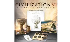 Civilization VI terá edição de luxo limitada a 20 mil cópias – Outer ...