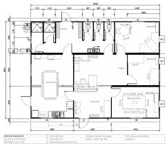 free floorplan for your office fitout in brisbane