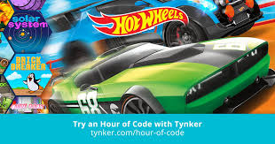 wheels hour code tynker