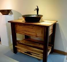 Vessel Sink Vanity Cabinet Bathroom Vanity Cabinets Drop In Sink - Black bathroom vanity with vessel sink