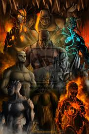 Gods Of War by The Gods And Titans Of God Of War Fall In Game Of Thrones Universe