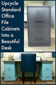 Desk With File Cabinet Ikea by Computer Desk With File Cabinet Dark Honey Under Desk Locking File