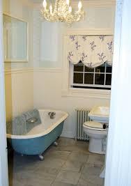 bathroom amazing nautical decoration with oval blue astounding bathroom decoration design with painted clawfoot tub amazing nautical oval blue