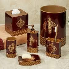 montecito medallion bath accessories