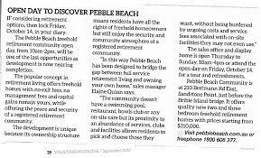 mediamedia pebble beach retirement community freehold retirement