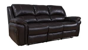 Chocolate Living Room Furniture by Milton Chocolate Reclining Sofa Home Zone Furniture Living Room