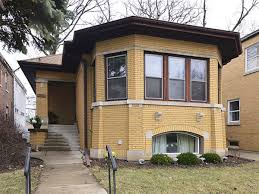 Chicago Bungalow Floor Plans Historical 4 Bedroom 2 Bath Brick Bungalow With Classic Vintage