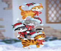 Christmas Yard Decoration Images Christmas Door Decorations Best Images Collections Hd For Gadget
