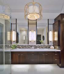 tall mirrors will make your bathroom grow glow here s how bathroom remodel designer carla aston photographer miro dvorscak