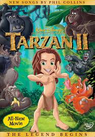 Tarzan 2 (2005) izle