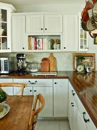 Kitchen Counter Designs by Do It Yourself Butcher Block Kitchen Countertop Hgtv