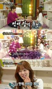 Changmin talks about dating in secret with Sunhwa on      Moonlight Prince