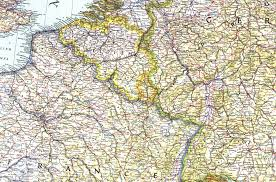 Detailed Map Of Germany by A Map That Helped Reshape The World National Infographic