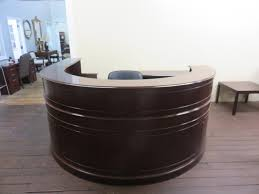 Office Furniture For Reception Area by Used Office Reception Area Kittinger Reception Unit At Furniture