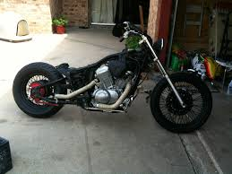 honda shadow 125 honda shadow bobber build smecca com
