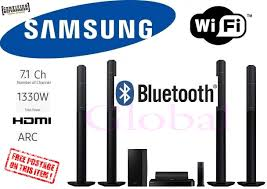 7 1 home theater system samsung 7 1ch 3d bluray home theatre system uhd upscale 1330w